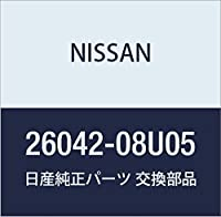 NISSAN (日産) 純正部品 ブラケット アッセンブリー マウンテイング ヘツドランプ スカイライン 品番26042-08U05