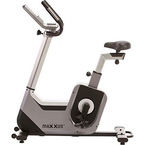 MAXXUS Ergometer Bike 6.2 - Heimtrainer in Studio Qualität für das Cardio-Training zuhause - leise und gelenkschonend - individuell einstellbar