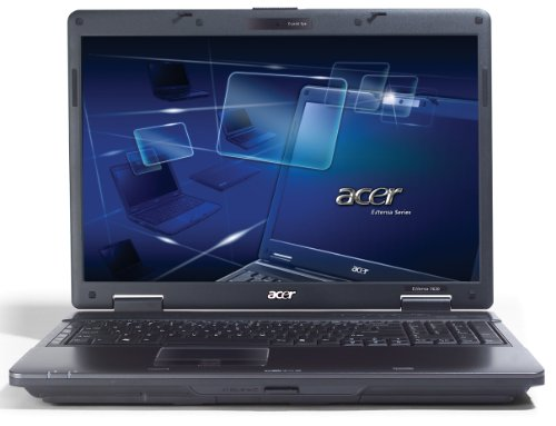 Acer Extensa 7630EZ-444G32N 43,1 cm (17 Zoll) Laptop (Intel Pentium T4400 2,2GHz, 4GB RAM, 320GB HDD, Intel GMA 4500M, DVD, Win 7 HP)
