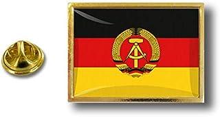 Akacha Spilla Pin pin's Spille spilletta Bandiera Badge Germania EST Tedesca RDA DDR