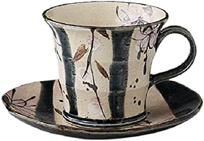 エールネット(Ale-net) φ8.8×7.5cm まほろば藍釉 コーヒーカップ