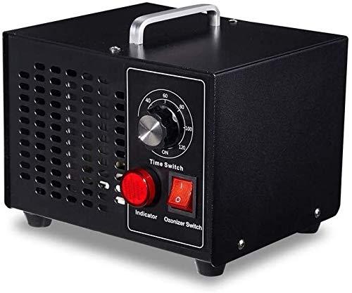 WHSS El Ozono Comercial Generador Máquina Móvil Purificador De Aire del Esterilizador, For El Hogar, Cocina, Oficina, Hotel, Coche, Barco, Restaurante, Tienda (3500mg / H) purificador de Aire