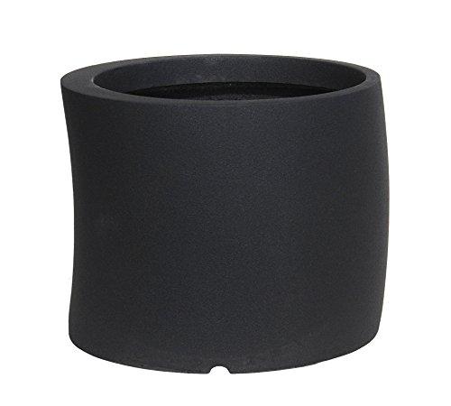 大和プラスチック カーブ 50型 75L ブラック 容量:75L