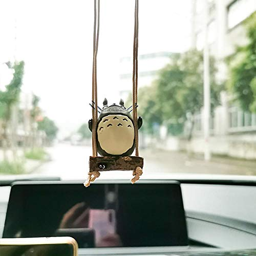 GangKun Autos, Anhänger, Innenräume, Dekorationen, Ornamente, Autos, Rückspiegel, Anhänger@Totoro