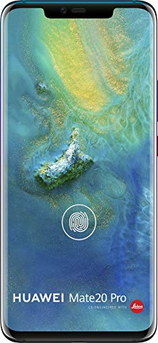 HUAWEI Mate 20 Pro - Unlocked Phone - (Twilight) - Canadian Warranty