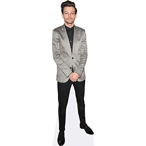 Celebrity Cutouts Louis Tomlinson (Suit) Pappaufsteller Mini