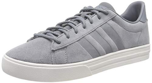 adidas Herren Daily 2.0 Basketballschuhe, Grau (Grey/Grey/Onix Grey/Grey/Onix), 44 EU