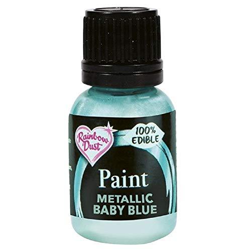 Rainbow Dust, metaliczny barwnik spożywczy