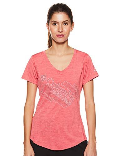 Columbia Women's Trinity Trail 2.0 Graphic Short Sleeve Shirt