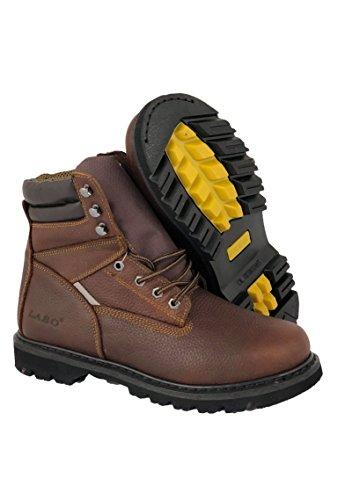 LABO Men's Water Resistant Boot1212 BROWN-11