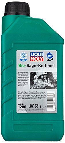 Liqui Moly 1280 Aceite para Cadenas de Motosierras Bio, 1 L
