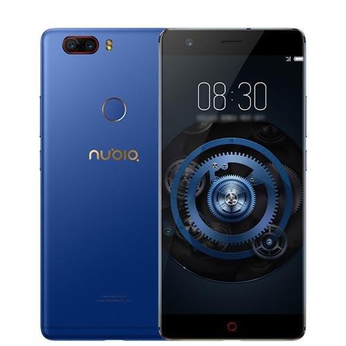ZTE Nubia Z17 Lite - Smartphone Dual SIM de 5.5