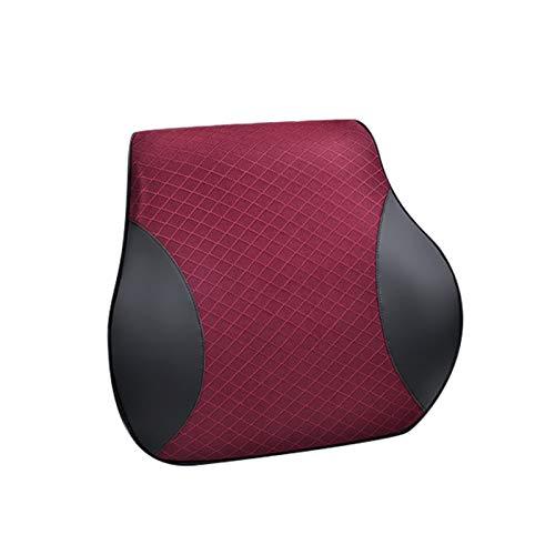 Almohadas lumbares Cabeza de asiento de cuello de cuello de cuello de cuello de coche Almohada de cuello de coche Cuello de memoria Reposacabezas de cuello de cuello de cuello de almohada Memoria de c