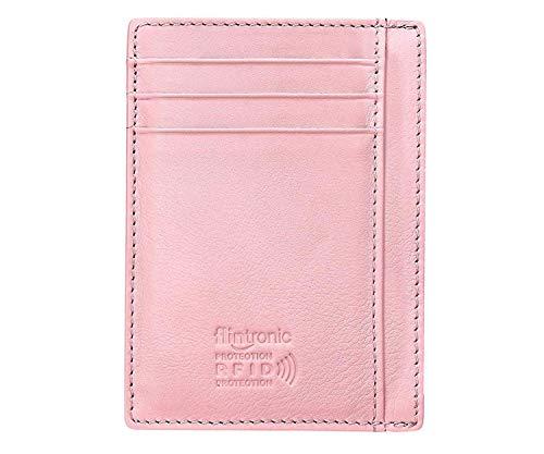 Característica - Cuero. 11,3 * 8,3 * 0,3 cm. Sólo 3 mm de espesor. Perfecto para las personas que no les gusta salir con un carteras tradicionales voluminosos. Gran Capacidad - 6 * ranuras para tarjetas, fácil para sus tarjetas de entrada y salida. 1...