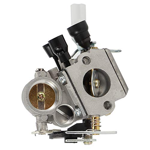 NITRIP Carburador, Kit de carburador de Repuesto de carburador de Aluminio de Alta dureza, Motor portátil para Coches, vehículos de Castillo