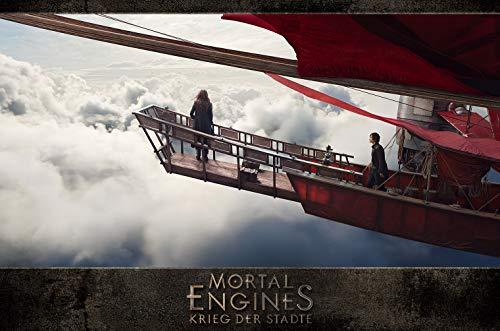 Mortal Engines: Krieg der Städte (4K Ultra HD) (+ Blu-ray 2D)