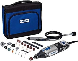comprar comparacion Dremel 4000 - Multiherramienta, 175 W, kit con 1 complemento, 45 accesorios, velocidad variable 5.000 - 35.000 rpm para ta...