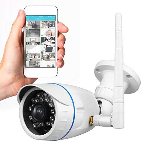 Wireless Outdoor IP Security Camera - Weatherproof HD ...