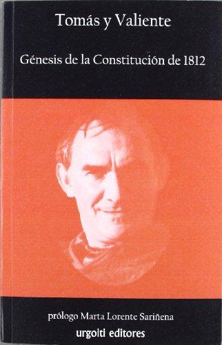 Génesis de la Constitución de 1812 (Historiadores)