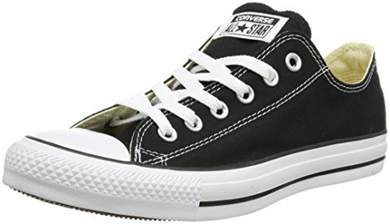 Converse Unisex Chuck Taylor All Star OX Sneaker (11 Men 13 Women, Black)