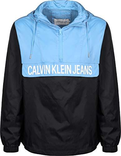 Calvin Klein Jeans Color Block Popover Chaqueta Cortavientos