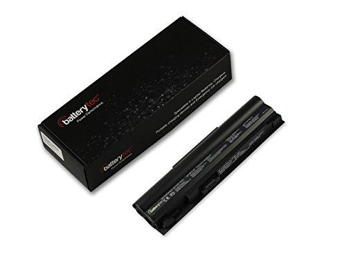 Batterytec® Batterie pour SONY VAIO VGP-BPL14 VGP-BPL14/B VGP-BPL14B VGP-BPS14/B VGP-BPS14B. [10.8V 4400mAh,12 mois de garantie]