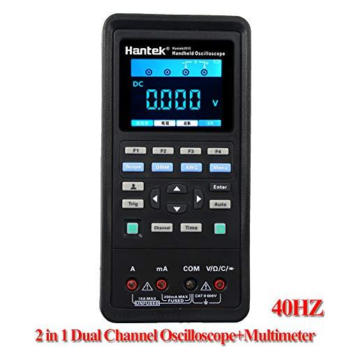 Amazon.co.uk - Hantek 3in1 Digital Oscilloscope + Waveform Generator + Multimeter (2D72) 70 MHz