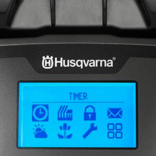 Husqvarna AM310 Robotic Lawn Mower with Install Kit