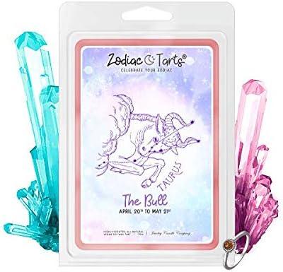 Taurus Zodiac Star Signs Jewelry Max 75% OFF Jewel Columbus Mall Melt Ring Wax Tart