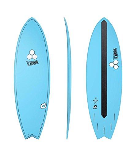 Channel Islands X-lite Pod Mod 5.10 - Tabla de surf, color azul