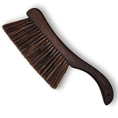 VMVN Bed Brush Hand Broom for Cleaning,Soft Bristles Dusting...