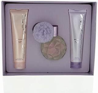 ARIANA GRANDE Ariana grande moon light by ariana grande 3 piece gift set - 3.4 oz eau de parfum spray, 3.4 oz body lotion, 3.4 oz show, 3.4 Fluid Ounce