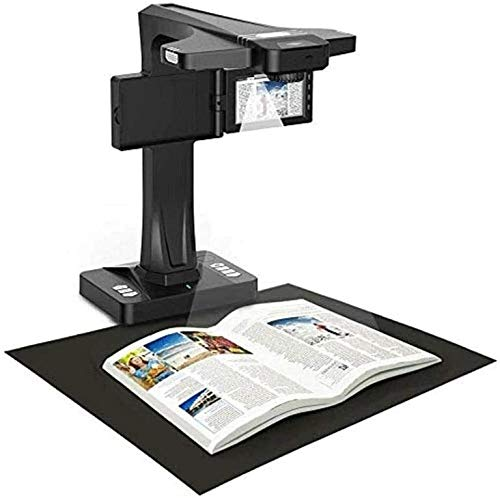 Best Bargain Kylin-cc Document Camera, high-Definition Camera 18 Million A2A3A4 Book Book Scanner, a...