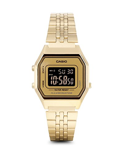 Casio Collection Damen-Armbanduhr LA680WEGA 9BER
