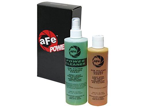 aFe Power MagnumFLOW 90-50500 Air Filter Restore Kit (Single, Gold)