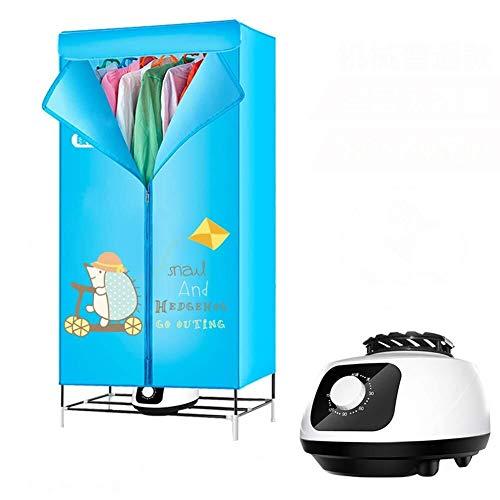 asciugatrice quick dryer Dryer 900W del bambino asciugatrice 40lb elettrica portatile for il risparmio energetico (ioni negativi) 1.5m alta efficienza Quick Mode Stendino multifunzionale Disinfezione Armadio con timer automat
