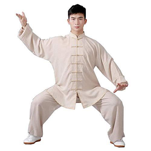 JTKDL Martial Arts Kleding met korte mouwen Herfst Mannen En Vrouwen Trainingspak Tai Chi Kleding