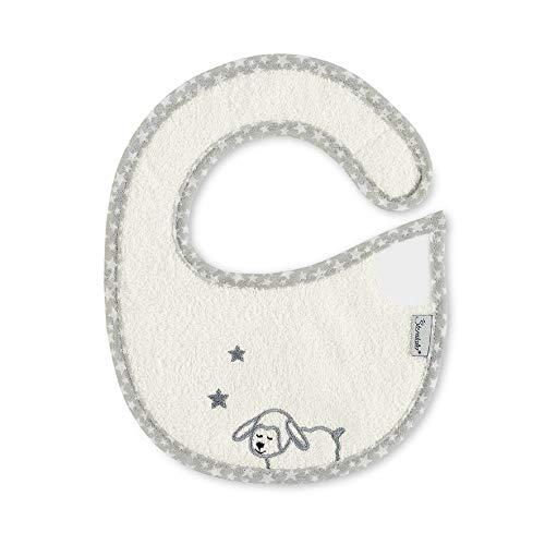 Sterntaler Mouton Stanley en Plastique À Velcro pour Bébé , Taille : 20 x 26 cm, beige (écru)