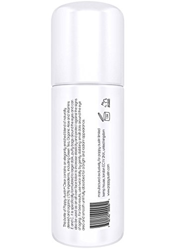 Eye Cream For Dark Circles, Puffiness & Wrinkles - HUGE 1 oz - Vegan, Cruelty-Free, Organic & Eco Friendly - Natural Anti Ageing, Under Eye Treatment with Green Tea & Vitamin C
