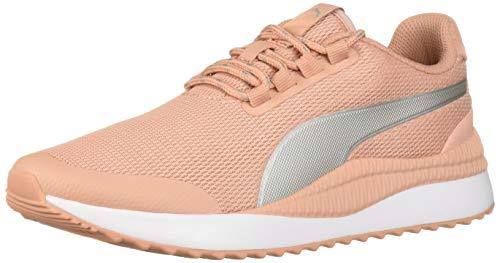PUMA Pacer Next - Sneaker da donna, rosa (Pesca beige-puma argento), 37.5 EU