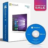 Il pacchetto include un DVD per installare Windows 10 Home 64 Bit Italiano e istruzioni. Windows 10 Home italiano verrà consegnato con corriere espresso in una scatola sigillata ufficiale. La chiave di attivazione per Windows 10 Home licenza è inclus...