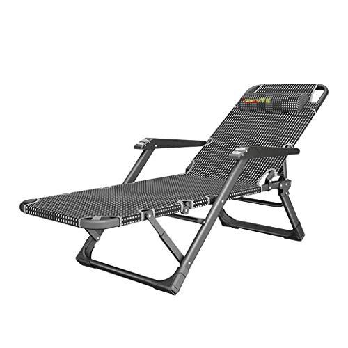 Lits de Camp et hamacs Camp Pliable Pliez Le Lit De Rechange La Chaise Se Pliante Portative De Ménage Lit D'accompagnement D'hôpital Capacité 300kg Mobilier de Camping