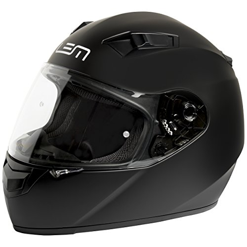 SHA20056 - Casco integral SHADOW 2.0 COLOR NEGRO MATE TALLA S