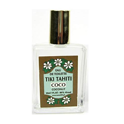 Monoi Tiki Tahiti Eau de Toilette Coco 30 ml