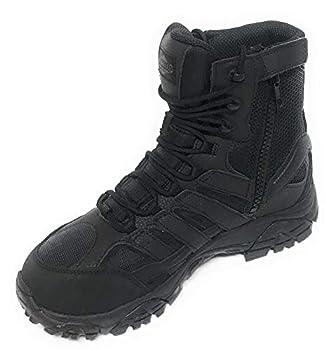 Merrell Men s Moab 2 8  Tactical Waterproof Military Boots Black 12