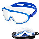 Big Frame Taucherbrille kinder oder Erwachsene, Unisex swimming goggles, Antibeschlag Großes...
