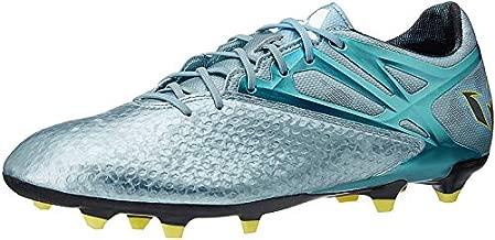 adidas Messi 15.1 FG/AG Mens Football Boots Soccer Cleats (US 7.5, Azul/Amarillo / Negr0 B23773)