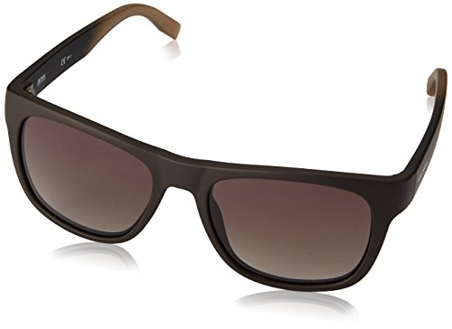 Boss Orange BO 0249, Gafas de sol Unisex - Adulto, BROWN BEIGE WITH BROWN SF LENS, 53 mm