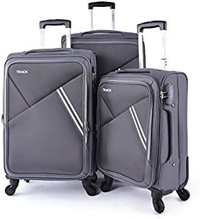 TRACK Luggage Soft set 3 pieces size 28/24/20 inch B379/3P