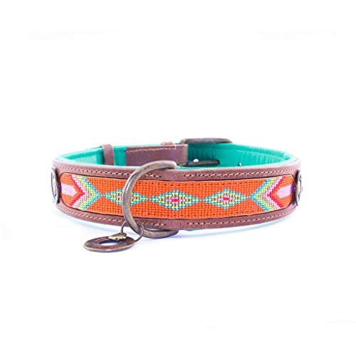 Dog with a Mission DWAM Halsband Tiger Lilly - L (4 cm)